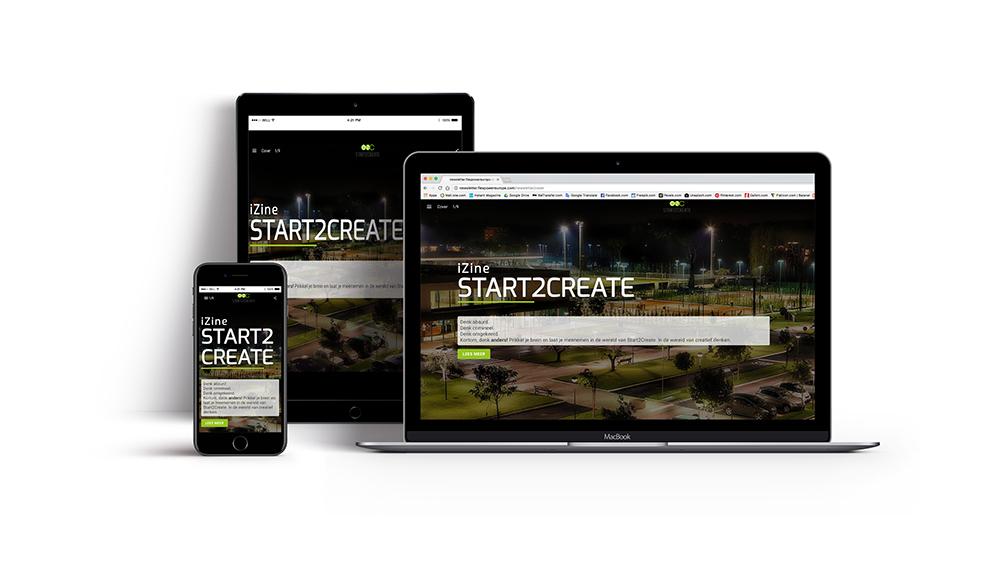 Online magazine, nieuwsbrief 2.0!