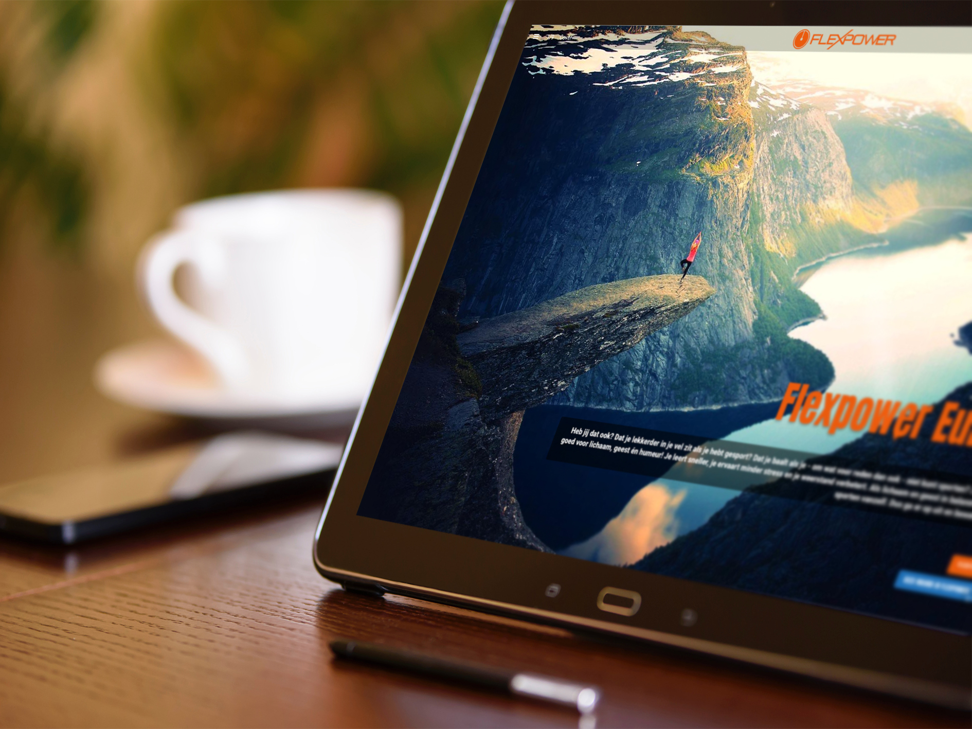 Online magazine maken