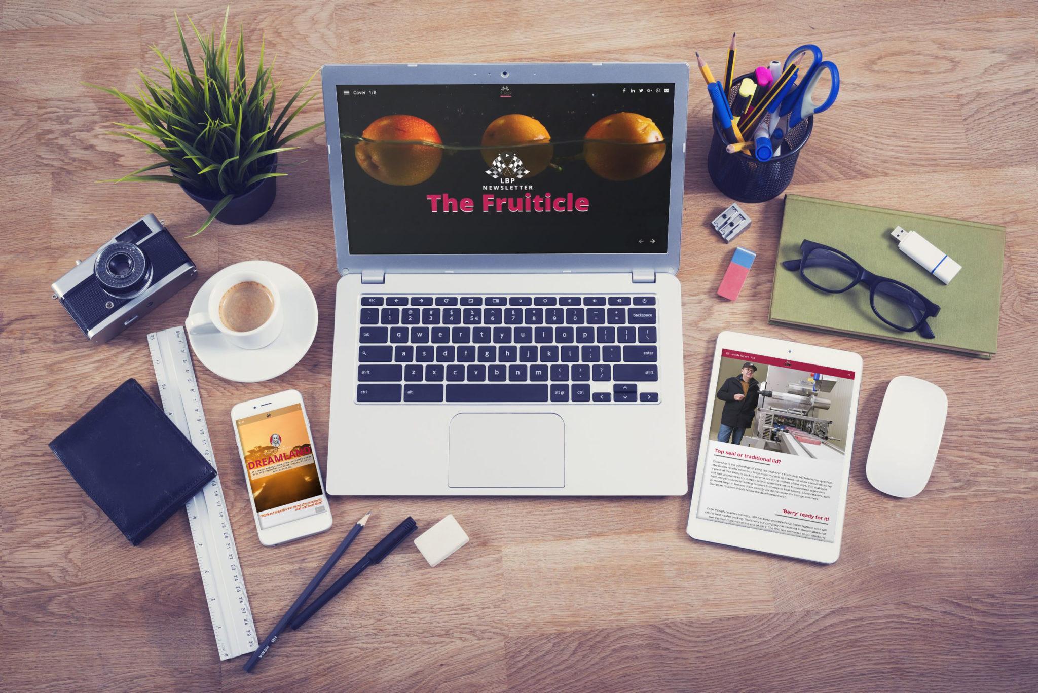 online magazines en de voordelen ervan