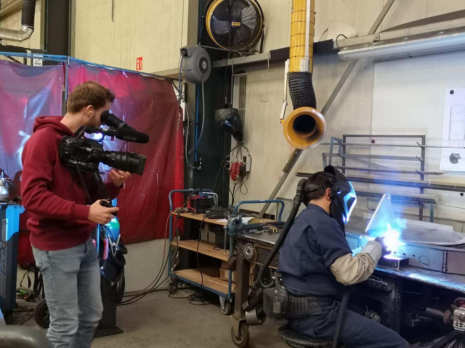 videoproductie door tienproducties