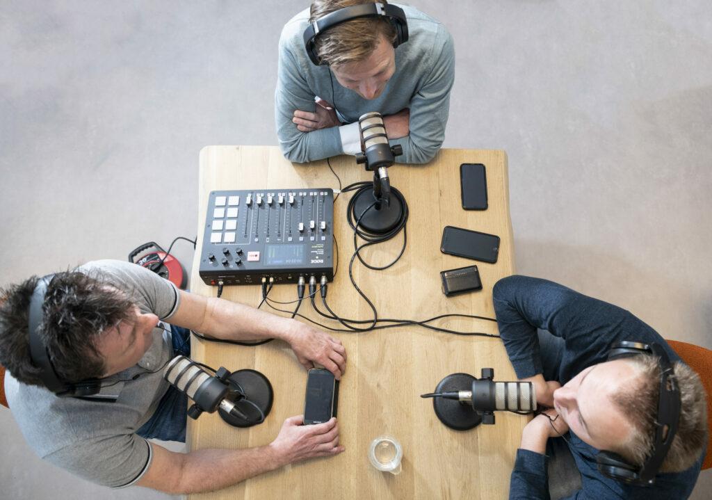 podcast door tien producties